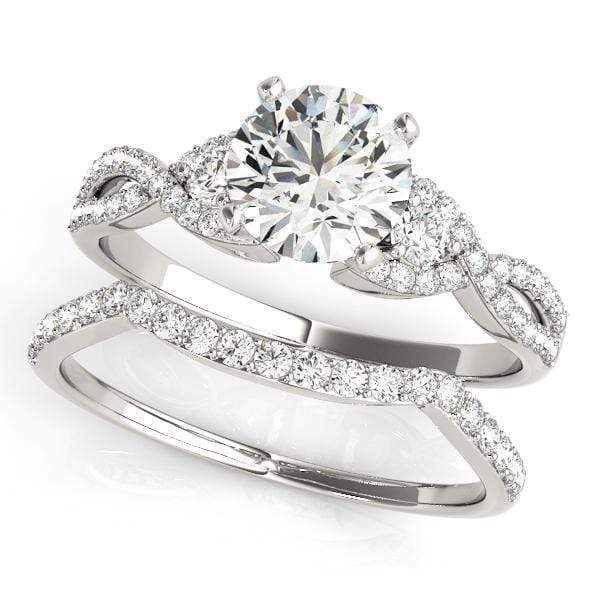 Engagement Rings Engagement Rings MultiRow angelucci-jewelry
