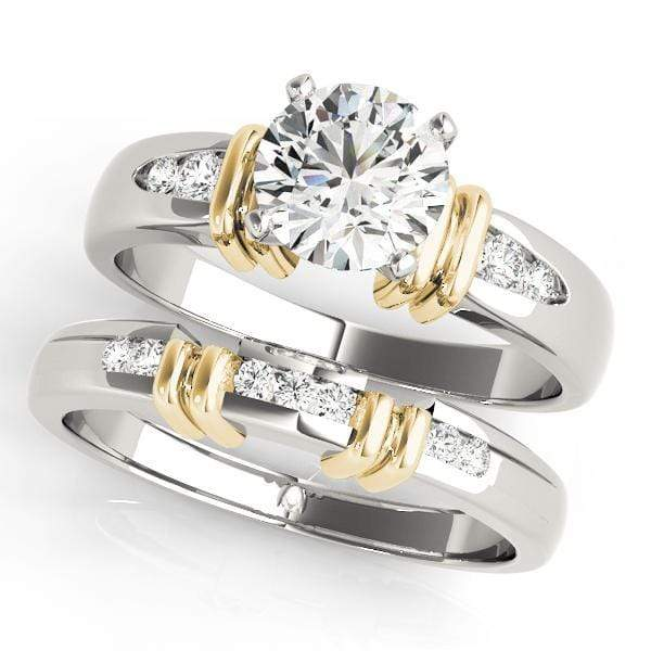 Engagement Rings Engagement Rings Single Row Channel Set angelucci-jewelry