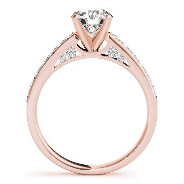 Engagement Rings Engagement Rings Single Row Prong Set angelucci-jewelry