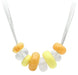 "Necklace 24"" VL022 N/A Resin Necklace with Synthetic in Multi Color angelucci-jewelry"