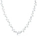 Necklaces Rhodium Plated Vineyard Necklace angelucci-jewelry