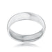 Rings 5 mm Stainless Wedding Band angelucci-jewelry