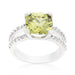 Rings Fabulous Peridot Engagement Ring angelucci-jewelry