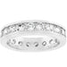 Rings Lustrous Eternity Band angelucci-jewelry