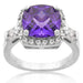 Rings Midnight Amethyst Ring angelucci-jewelry