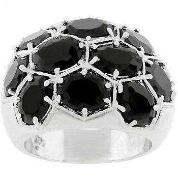 Rings Midnight Dome Ring angelucci-jewelry