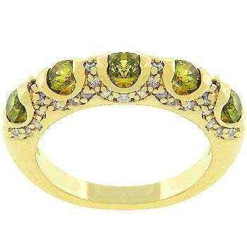 Rings Olive Fusion Ring angelucci-jewelry