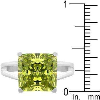 Rings Peridot Gypsy Ring angelucci-jewelry