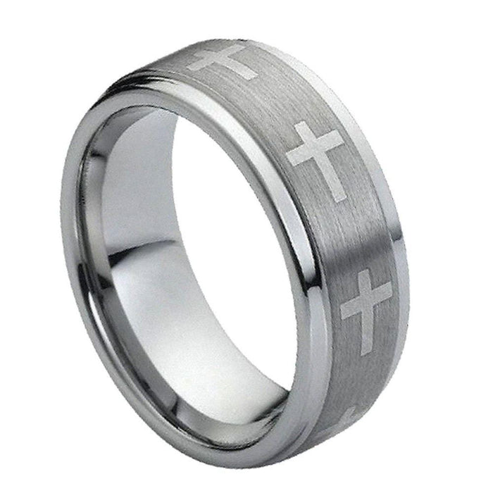 Rings The Faithful - 9mm angelucci-jewelry