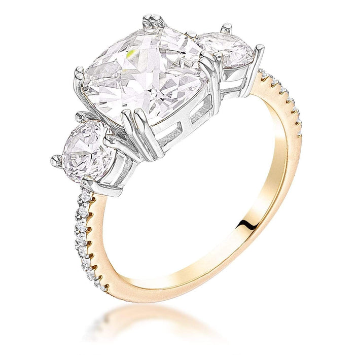 Rings The Modern Royal Classic Diamond Ring angelucci-jewelry