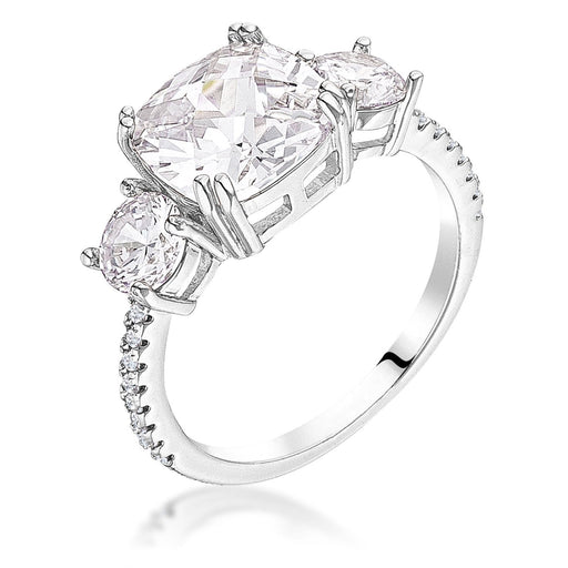 Rings The Modern Royal Elegance Diamond Ring angelucci-jewelry