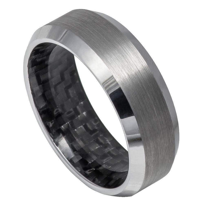 Rings The Silverback  – 8mm angelucci-jewelry