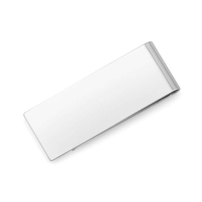Specialtygifts Polished Money Clip angelucci-jewelry