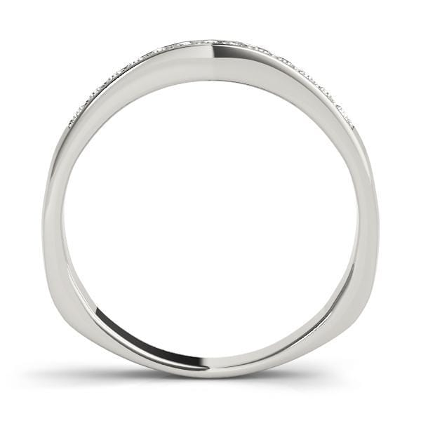 Wedding Bands Wedding Bands Curved Bands angelucci-jewelry