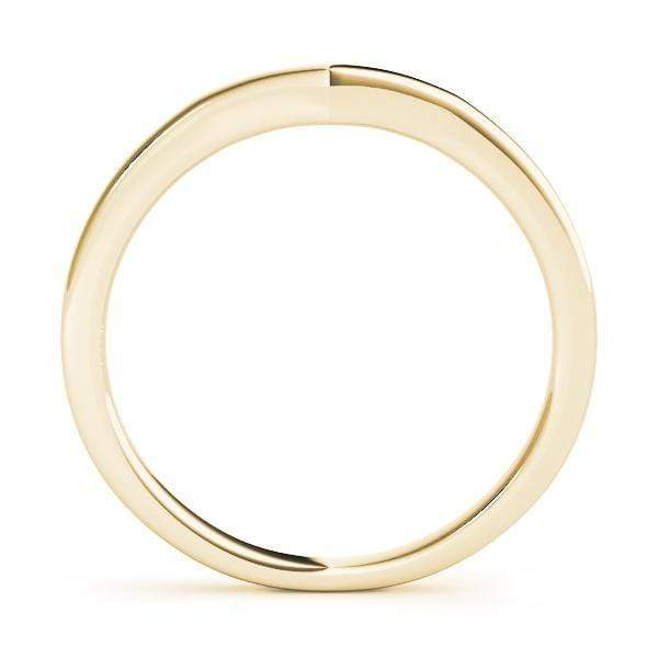 angelucci-jewelry-14-Karat Gold Wedding Ring Plain