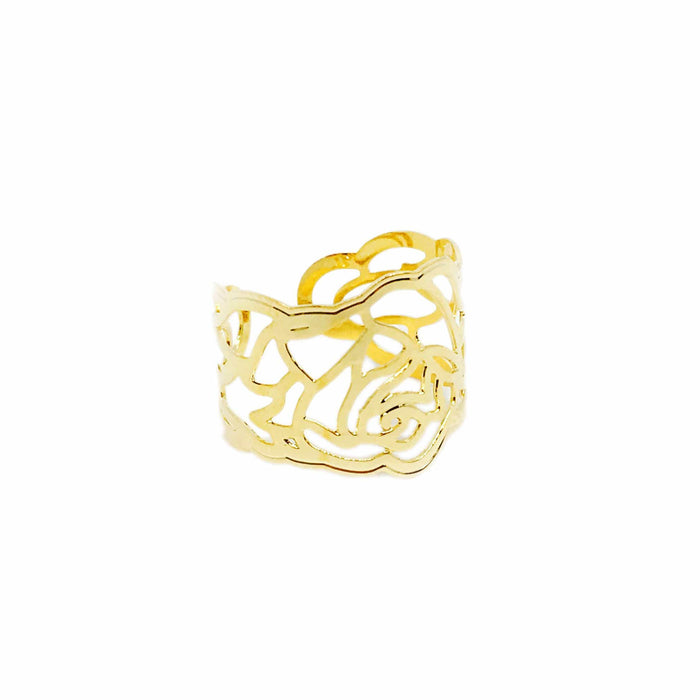 Women - Jewelry - Rings Delicate Rose Ring angelucci-jewelry