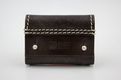 X5 Leather Rifle Pouch
