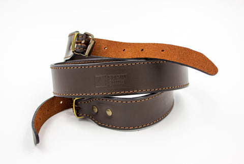 Double Layer Leather Sling