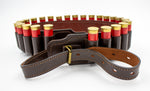 Leather Bandolier 12g