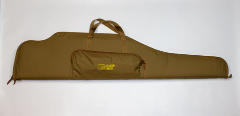 Case with pouch and optics space L-100-135