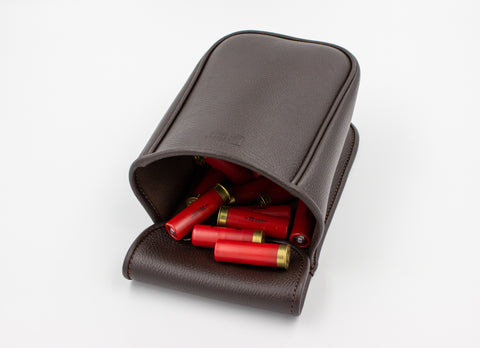 Hand Crafted Leather Ammo Pouch
