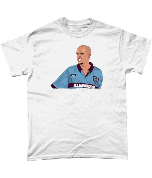 Julian 'The terminator' Dicks-Suggested Products-LAST MINUTE WINNER-[football shirt]-[football canvas]-[legend]-LAST MINUTE WINNER