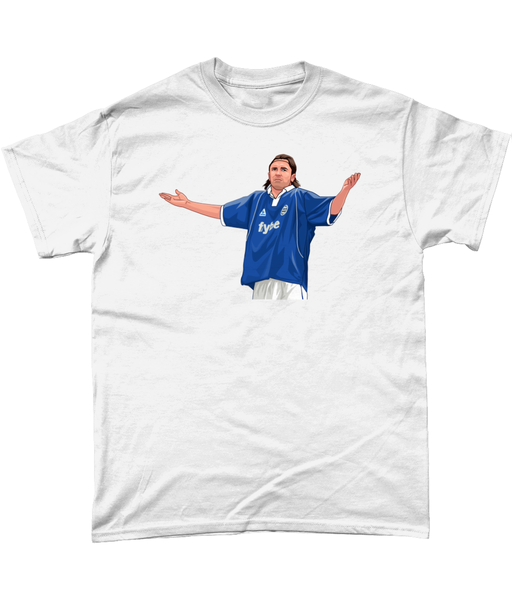 Dugarry, of Brum-Suggested Products-LAST MINUTE WINNER-[football shirt]-[football canvas]-[legend]-LAST MINUTE WINNER