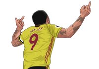 Deeney just don't give a F...-Suggested Products-LAST MINUTE WINNER-[football shirt]-[football canvas]-[legend]-LAST MINUTE WINNER