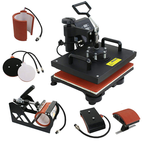 F2C Pro 5 in 1 Heat Press