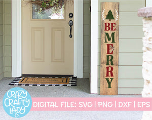 Big Porch Sign SVG Cut File Bundle