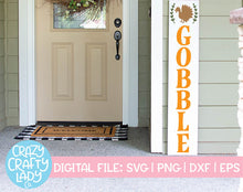 Load image into Gallery viewer, Thanksgiving Sign SVG Cut File Bundle