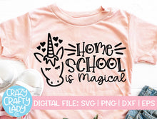 Load image into Gallery viewer, Homeschool SVG Cut File Bundle
