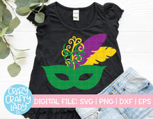 Load image into Gallery viewer, Mardi Gras SVG Cut File Bundle