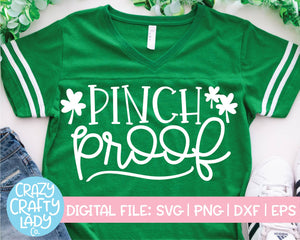 St. Patrick's Day Quotes SVG Cut File Bundle