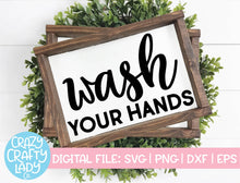 Load image into Gallery viewer, Bathroom Sign SVG Cut File Bundle