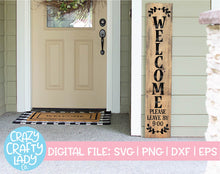 Load image into Gallery viewer, Porch Sign SVG Cut File Bundle