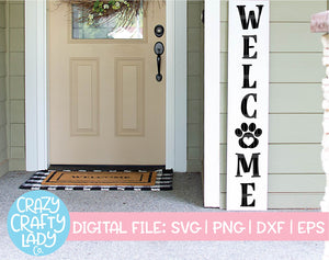 Porch Sign SVG Cut File Bundle