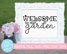 Load image into Gallery viewer, Spring Sign SVG Cut File Bundle