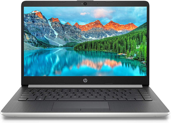 Laptop HP AMD Ryzen 3 3.5GHz 4GB 128GB SSD Radeon Vega 3 Webcam Windows 10 Laptop - iontec.mx