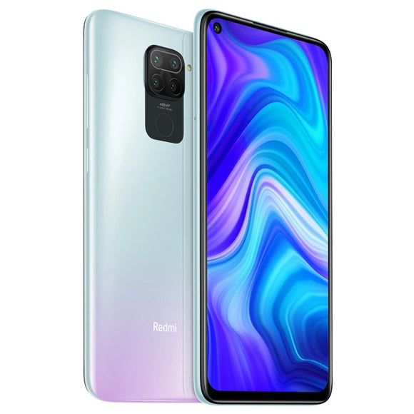 Global Version Xiaomi Redmi  Note 9 3GB 64GB / 4GB 128GB Smartphone Helio G85 Octa Core 48MP Quad Rear Camera 6.53
