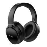 DIADEMA VORAGO HPB-401 BLUETOOTH 5.0 / MICRO SD / 3.5MM NEGRO Audio iontec.mx