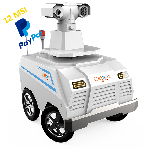 Outdoor Security Robot Security Robot - iontec.mx