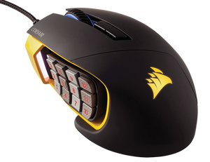 GAMING MOUSE SCIMITAR PRO RGB Mouse iontec.mx