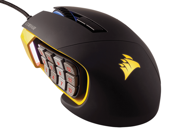 GAMING MOUSE SCIMITAR PRO RGB - iontec.mx