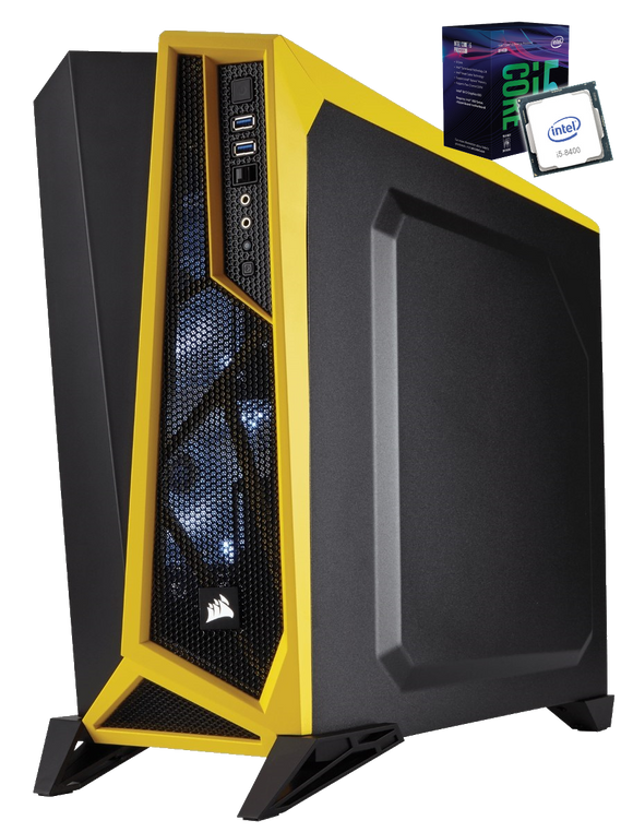 PC CORE I5 8400 SSD 480 RAM DDR4 8GB PC iontec.mx