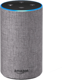 ECHO GENERACION 2 HEATHER GRAY FABRIC Echo iontec.mx