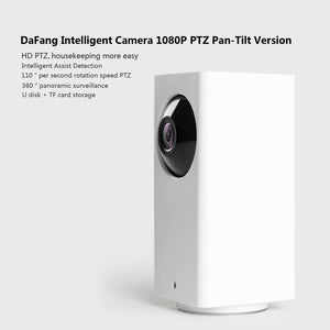 Original XiaoMi DaFang Portable Smart IP Security Home Camera Baby Monitor 1080P FHD Night Vision Large Aperture Ratating Base with Mic - iontec.mx