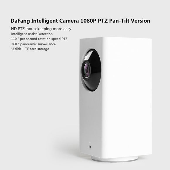 Original XiaoMi DaFang Portable Smart IP Security Home Camera Baby Monitor 1080P FHD Night Vision Large Aperture Ratating Base with Mic  iontec.mx