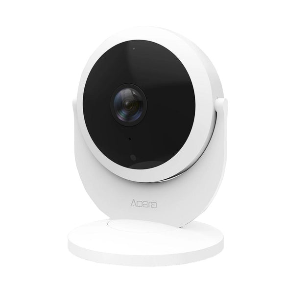 Original Xiaomi Mijia Aqara Smart IP Camera Smart Linkage Alarm 180 Degree 1080P HD Home Security Camera - iontec.mx