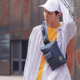 Xiaomi 90fun Chic Chest Bag Sling Polyester Urban Leisure Sports Chest Pack Men Women Shoulder Unisex Rucksack Pocket Backpacks For Travel - iontec.mx